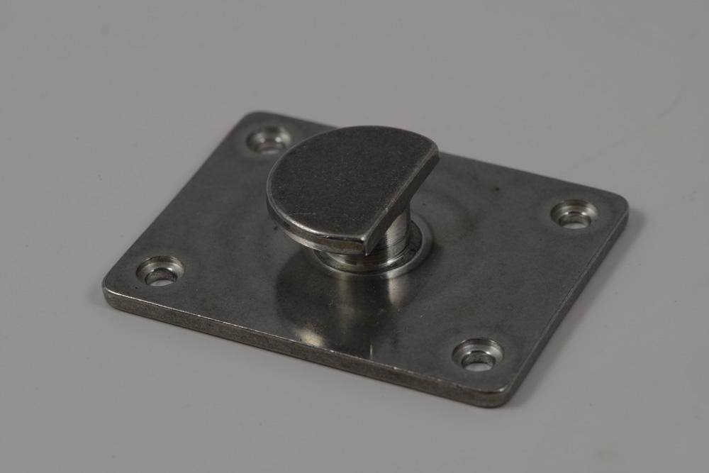 00305 1 Aluminum Radio Swivel