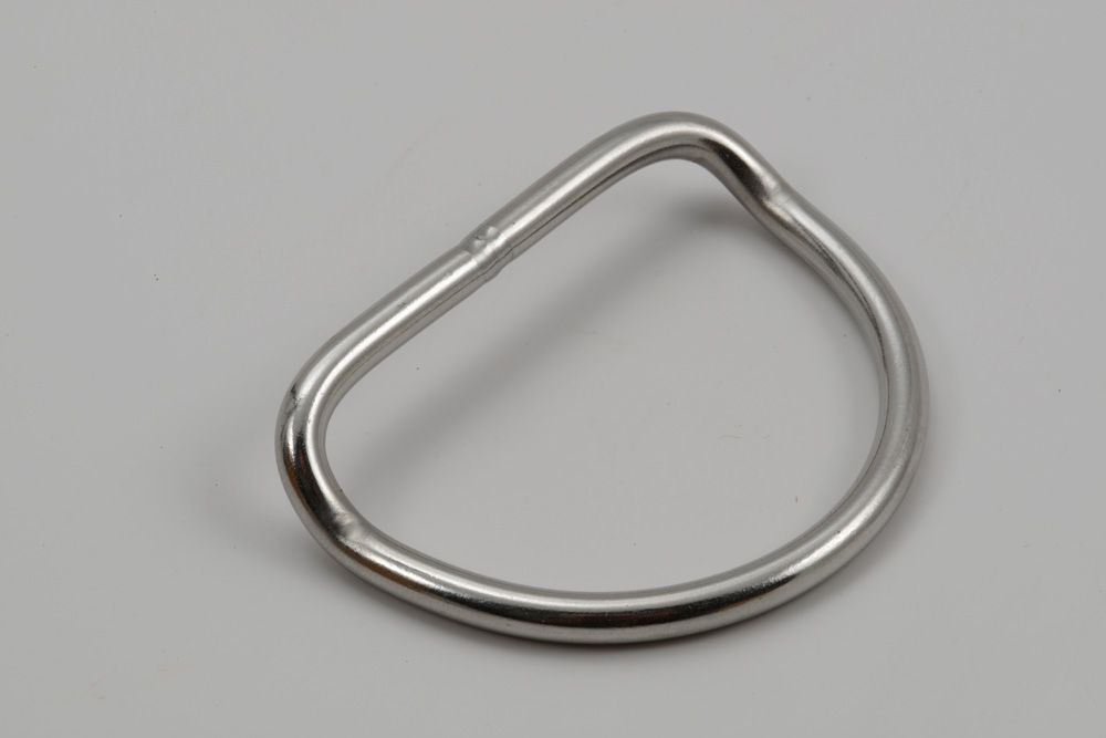 1062BSS Stainless Steel Dee Ring