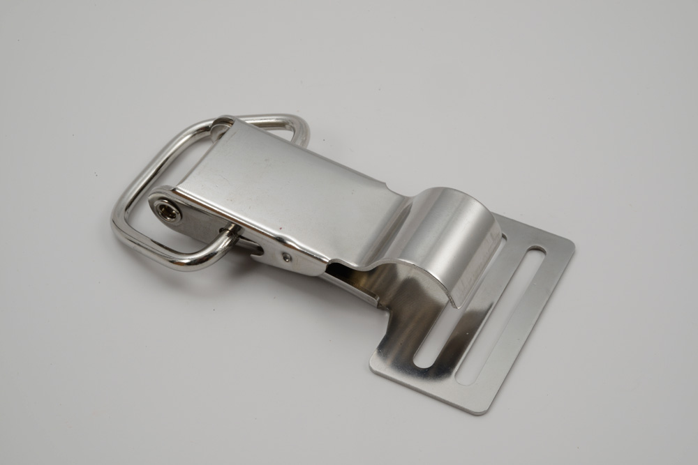 1667SS Stainless Steel Tank Buckle