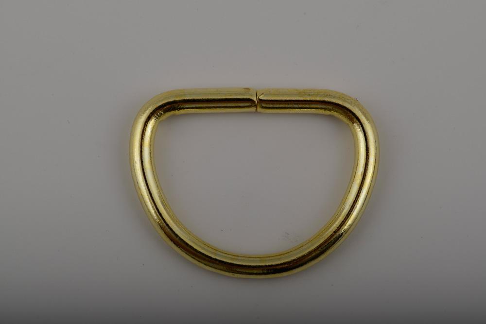 200002RG Anodized Aluminum Helmet D Ring