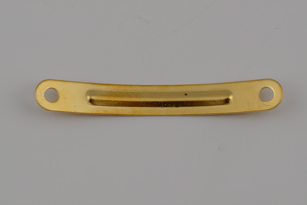 602 430 0075 Brass Shield Bracket