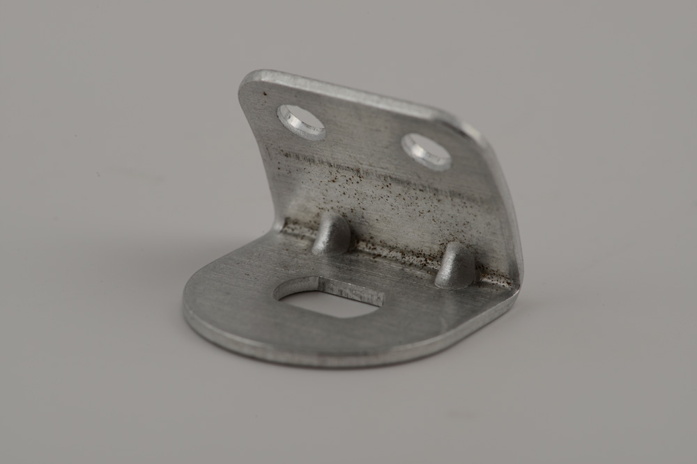 602400050R1 Aluminum Helmet Bracket