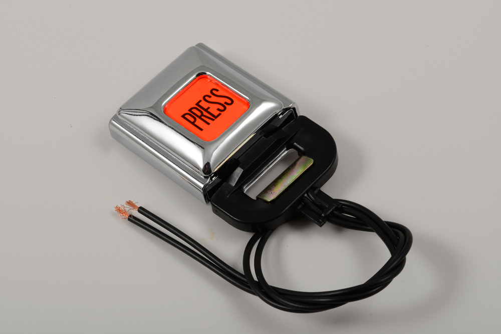 6160 Seatbelt Buckle with Alarm Sensor