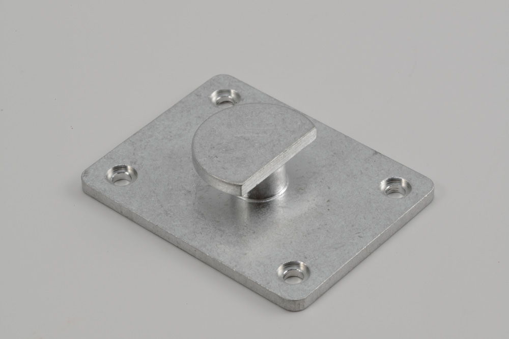 CNC Machined Aluminum Component 1