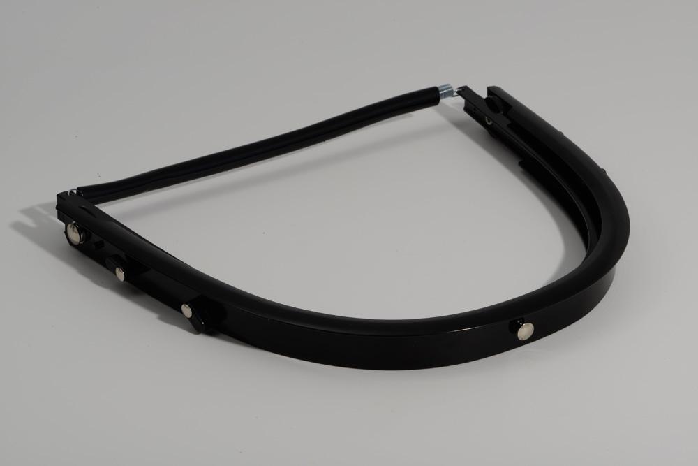 SE172B Anodized Aluminum Visor Bracket