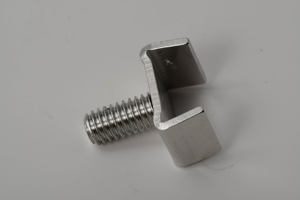Stainless Steel Conveyor Guide Rail Clips