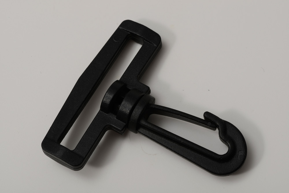 molded snap hook